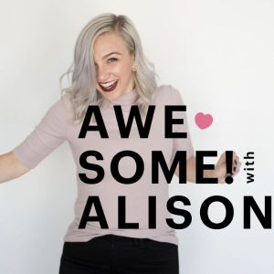 Awesome with Alison Logo