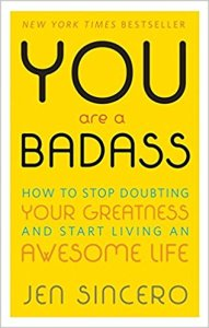You Are a Badass Cover
